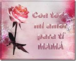 Te amo mamá 1
